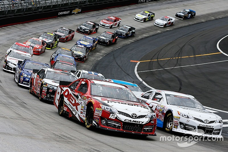Todd Gilliland and Harrison Burton set to battle for K&N East title at Dover
