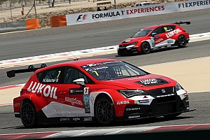 TCR Race report Craft-Bamboo Racing score double podium to claim teams' championship lead in Bahrain