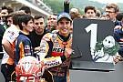 Marc Márquez dedicó su triunfo a la memoria de Nicky Hayden