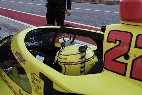 Aeroscreen prompts updated IndyCar pitstop, equipment regs