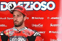 Kaza yapan Dovizioso'nun köprücük kemiği kırıldı, ameliyat olacak!