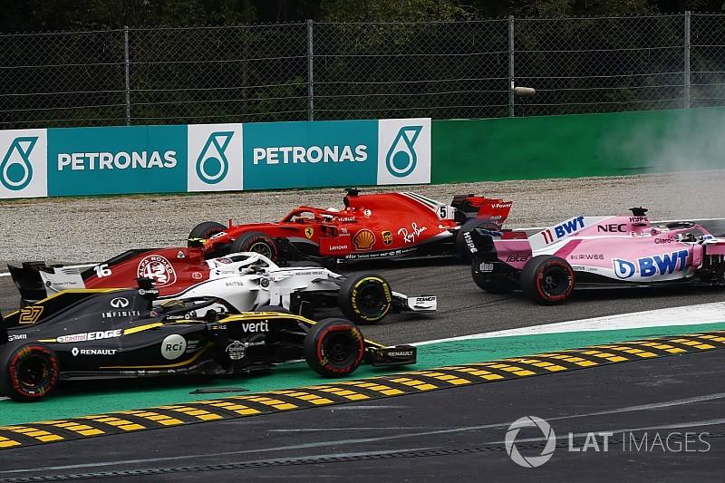 Vettel legt schuld bij Hamilton: