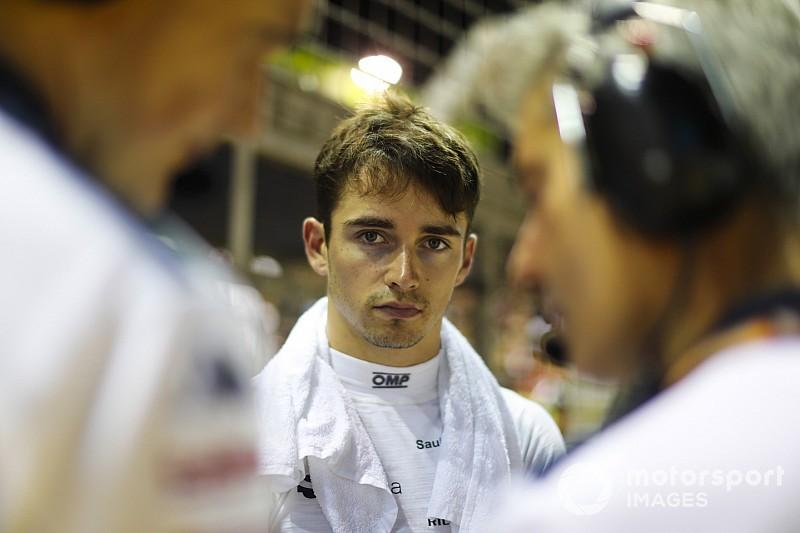 Ferrari-Wechsel zu früh? Charles Leclerc fühlt sich bereit