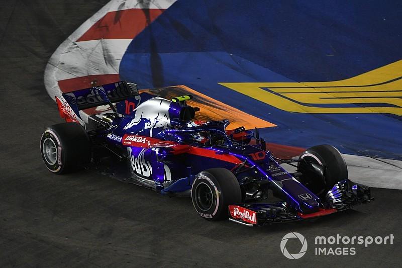 Toro Rosso geeft Gasly en Hartley broodnodige update in Austin