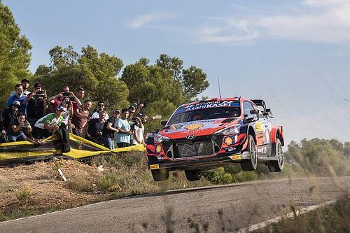 WRCスペイン:ヌービルが今季2勝目。タイトル決定は最終戦のモンツァに持ち越し