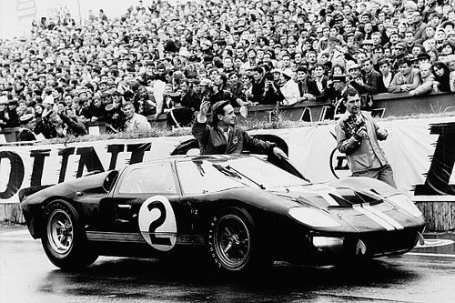 Video: Fords erster Le-Mans-Sieger