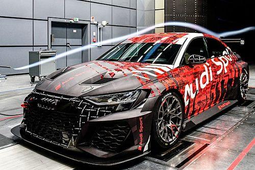 Audi: la RS 3 LMS TCR conferma i dati di galleria in pista