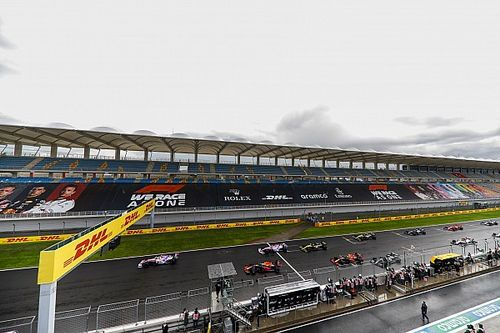 2021 Formula 1 Turkish Grand Prix session timings and preview