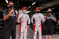 SGT第2戦 GT500予選 ARTA NSX-GTが今季初ポール、ホンダ勢がフロントロウ独占