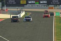 Verstappen no puede con los pilotos de Supercars