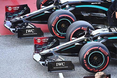 Parrilla de salida GP de España F1