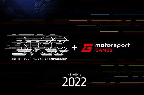 Motorsport Games to create new BTCC game and esports series