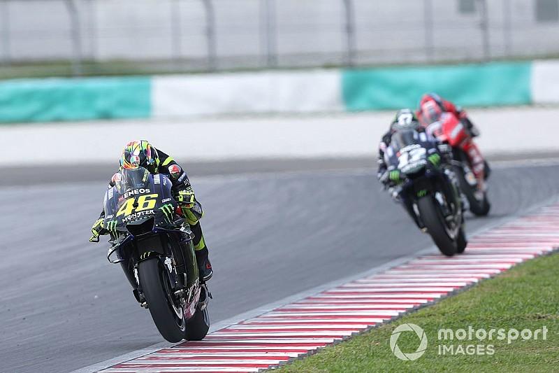 Rossi: Yamaha no longer
