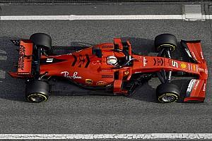 Dados da Pirelli sugerem que Ferrari está meio segundo à frente dos rivais da F1