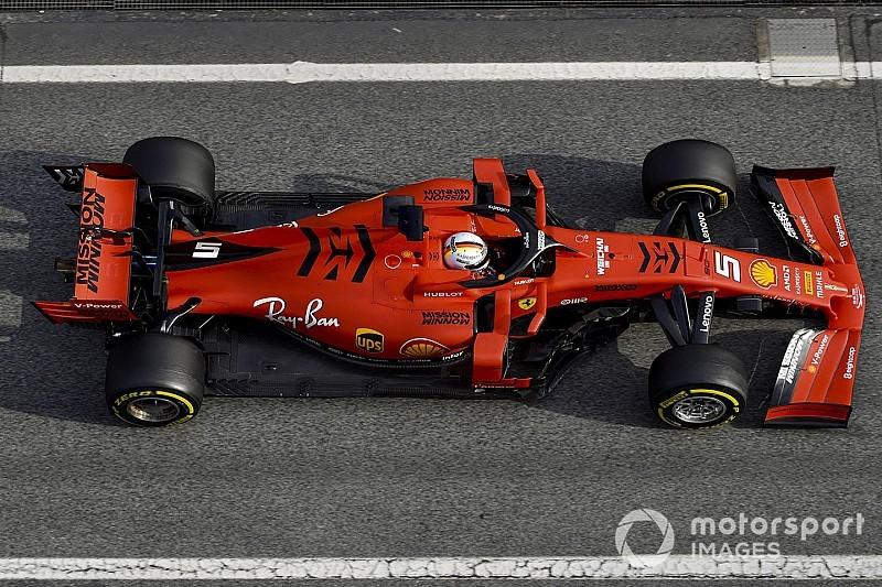 Ferrari: non c'è più