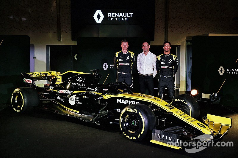 Renault has made
