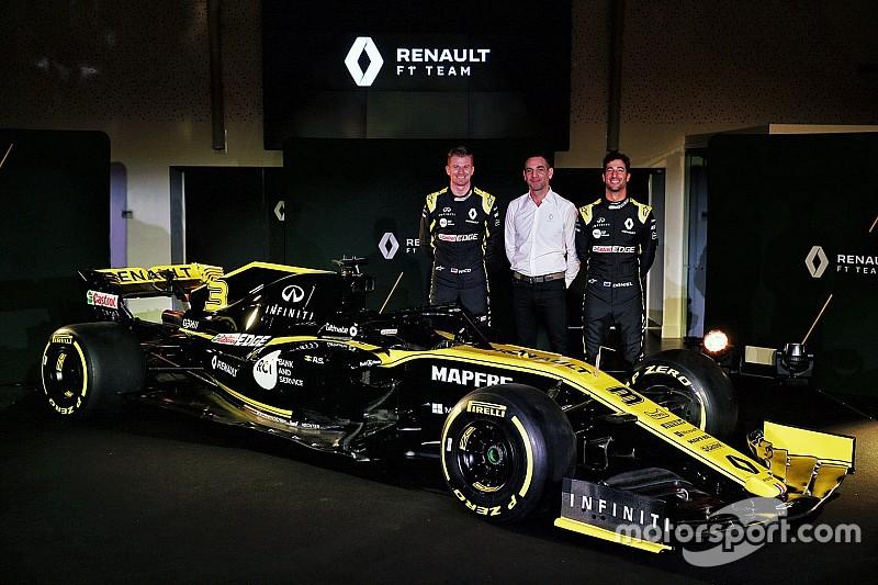 Renault, Abiteboul promuove il motore: