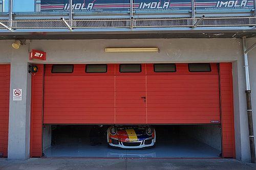 Carrera Cup Italia, test collettivi con 42 piloti su 37 auto a Imola
