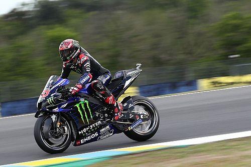 Hasil FP4 MotoGP Prancis: Quartararo Tercepat, Espargaro-Marquez Jatuh
