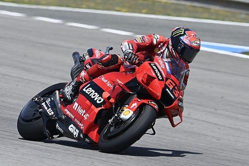 """Bagnaia: """"La Ducati es la mejor moto"""""""