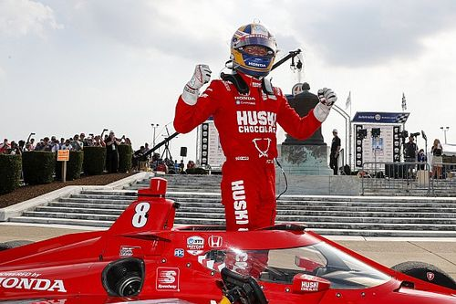 Ericsson's Detroit win is what he worked at for eight years