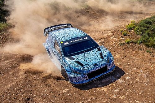 WRC's hybrid systems can't be used for performance advantage