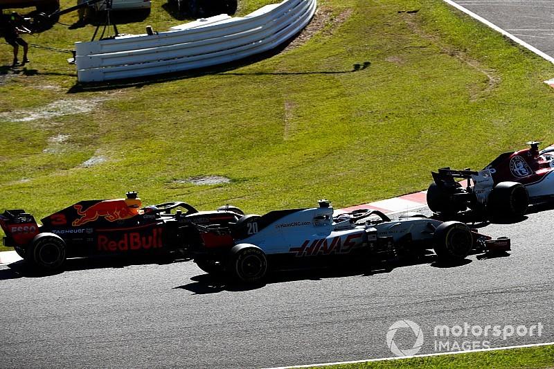A Haas szerint Magnussen semmi rosszat sem tett Leclerc ellen