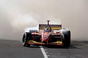 11 novembre 2007: Bourdais gagne sa dernière course en Champ Car