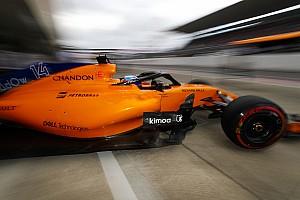 McLaren got