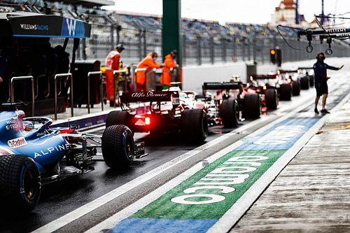 Cómo ver la carrera del GP de Rusia de F1 2021 en Latinoamérica