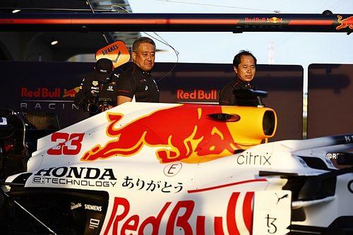Honda exclut de s'impliquer dans le moteur Red Bull 2026