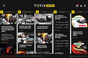 Motorsport Stats launches ForixWire service