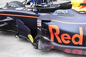Tech analysis: Red Bull's design tweaks for Australia