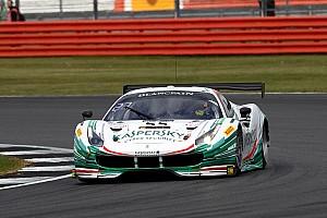 BES Qualifiche James Calado e la Ferrari i più rapidi nelle pre-qualifiche di Silverstone