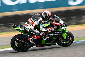 Superbike-WM Rennbericht Superbike-WM Thailand: Jonathan Rea gewinnt Lauf 1 souverän