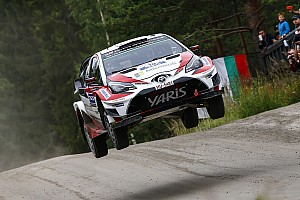 WRC Preview Toyota bersiap taklukan medan aspal Jerman