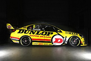 Supercars Breaking news Dunlop backs Percat Holden for Ipswich