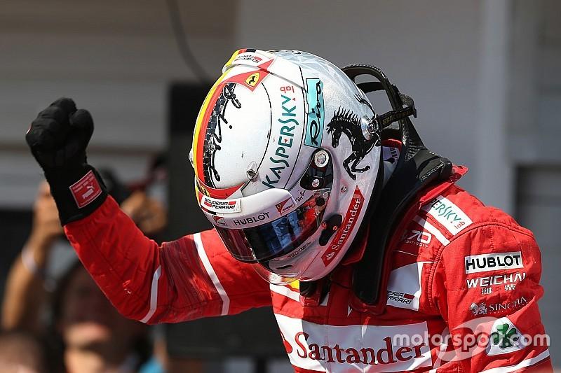 Ferrari сделала дубль на Гран При Венгрии
