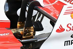 Formel-1-Technik: Spyshots der Updates für den GP Russland 2017