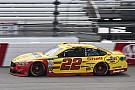 NASCAR Cup Logano gana en Richmond con un doblete de Penske