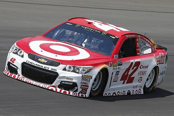 NASCAR Cup NASCAR in Loudon: Kyle Larson verliert die Pole-Position