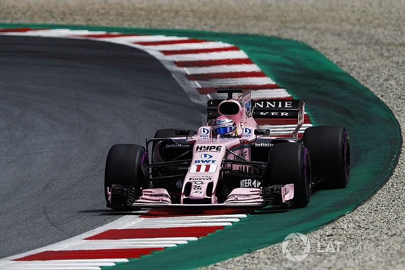 Pérez rescató un fin de semana perdido y es sexto del campeonato