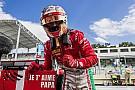 【F2】バクーレース1:大混乱のレースを制したルクレールが優勝