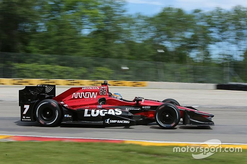 Robert Wickens: Folgt nach der DTM die IndyCar-Serie?