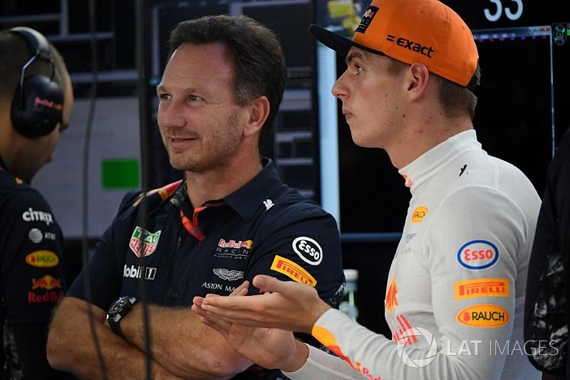В Red Bull предложили Ферстаппену построить команду вокруг себя