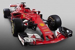 Ferrari presents its 2017 F1 car, the SF70H