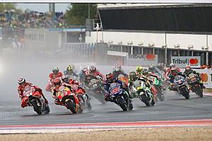 MotoGP Важливі новини Стартова решітка MotoGP 2018 року заповнена