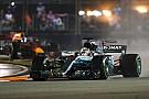 Формула 1 Хемілтон у Сінгапурі тримав у голові знамениту аварію Сенни