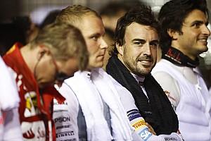 Haug: Alonso şimdiye kadar altı kez şampiyon olabilirdi