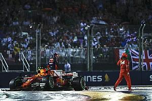 F1 突发新闻 维斯塔潘:维特尔并未就事故道歉